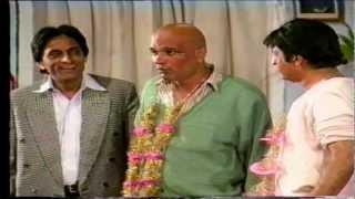 GHAR AYI BHARJAI (PAKISTANI PUNJABI COMEDY STAGE DRAMA) PART 1/7