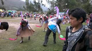 Carnavales de Pampas Tayacaja 2016