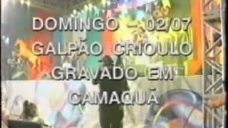 Intervalo Jornal Hoje - Pelotas/RS (30/06/2000) [2]