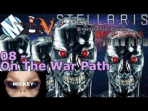 On The War Path | Stellaris: Synthetic Dawn - Insane Coop - 08