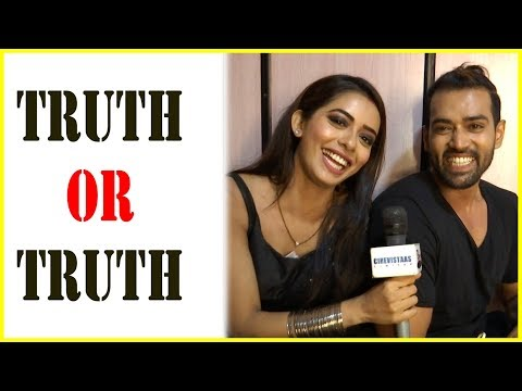 Sana Sayyad And Karan Khanna Playing Truth Or Truth With Tellybytes | EXCLUSIVE