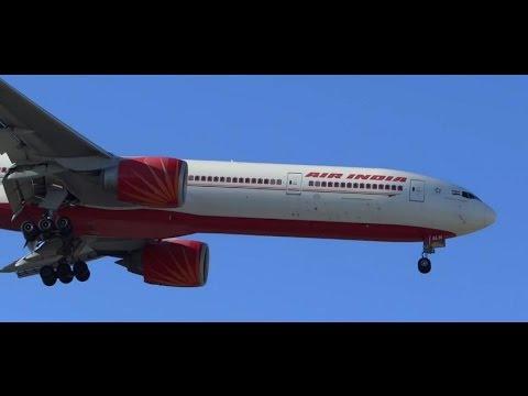 air india, turkish airlines boeing 777s & finnair airbus a330 @ o