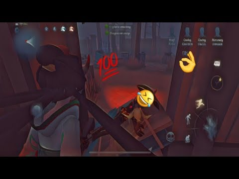 Testing out cowboy! Extremely long match (Identity V)