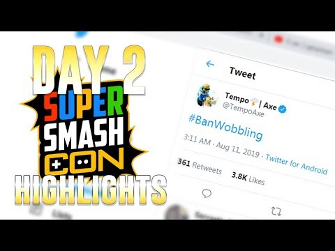 UPSET CITY! Super Smash Con 2019 Day 2! Ft Axe, Mang0, AMSa, S2j & More