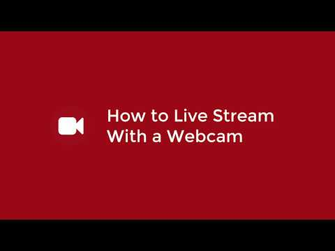 💡 How To Stream With A Webcam On ANY Site (No Coding Needed) - Live Streaming Tutorial