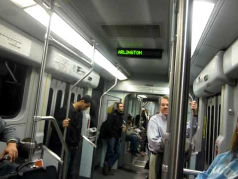 From Government Center to Copley on the MBTA