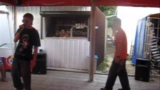 16)Выступление в кафе Буржуй (26.06.2009)