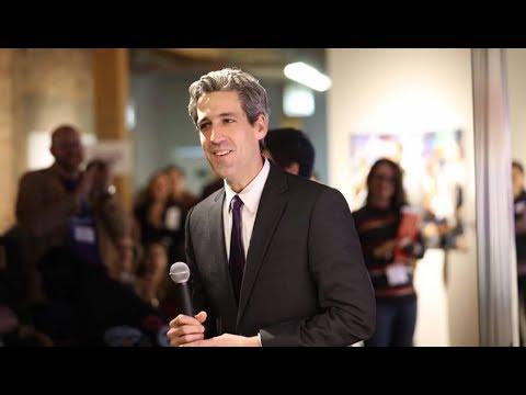 Progressive Daniel Biss Vs. Billionaires In Illinois Governor's Race