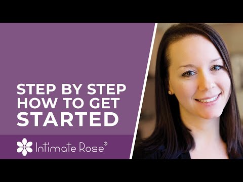 Step By Step How to get Started with Intimate Rose Kegel Exercise System Weights