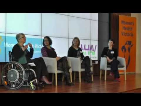 Panel Discussion (Part 2 of 2) at PVAW Forum, Melbourne, 26 August 2014