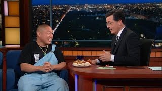 Eddie Huang Got Arrested In Sicily