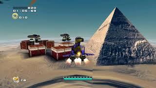 SA2B Hidden Base Mission 3 (1:12.69)