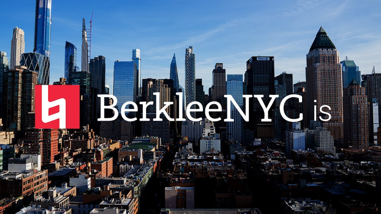 BerkleeNYC - Master of Arts in Creative Media and Technology