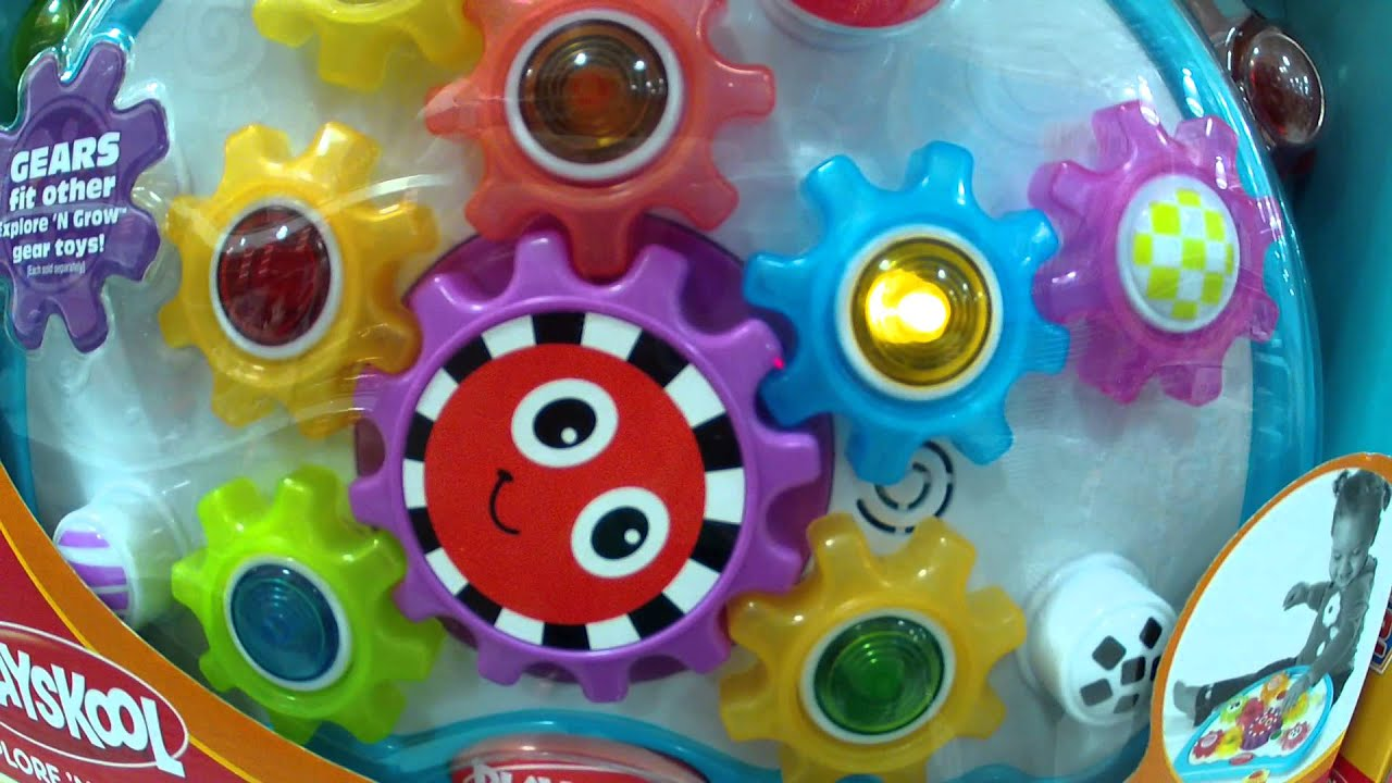 Playskool Busy Gears Explore n Grown