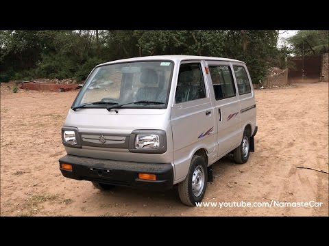 Maruti Suzuki Omni/Carry 2017 | Real-life review