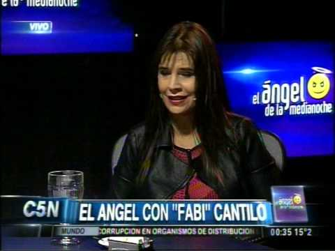 C5N - EL ANGEL DE LA MEDIANOCHE CON FABIANA CANTILO