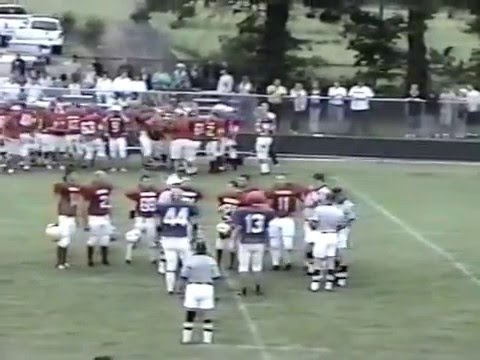 11th Annual West Central Illinois All-Star Game in Carlinville, IL  (June 2000)