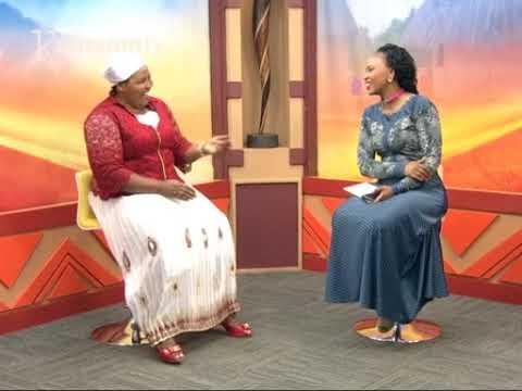 Muini wa nyimbo cia kugooca Sarah Wambui Kimunyi na ũrĩa rĩu ni MCA wa gũthukio Kiambu