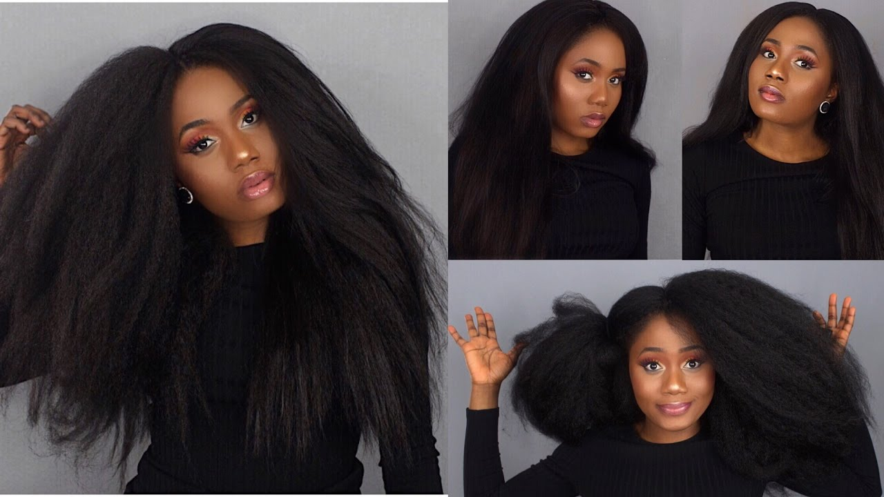 How To Do Easy Natural Looking Crochet Braids 100