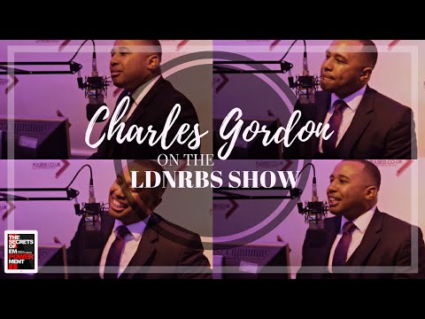 Charles Gordon Discusses Dropping Out Of School, Big Brovaz + Business at 18