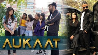 Aukaat | You will cry after watching this video | Emotional Story | Sanju Sehrawat | Make A Change