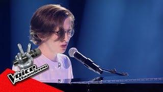 Ibe - &#39Tenerife Sea&#39 Blind Auditions The Voice Van Vlaanderen VTM