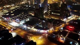 Bursa Night Footage Hyperlapse