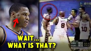 Unbelievable NBA Details Hidden in PLAIN SIGHT!