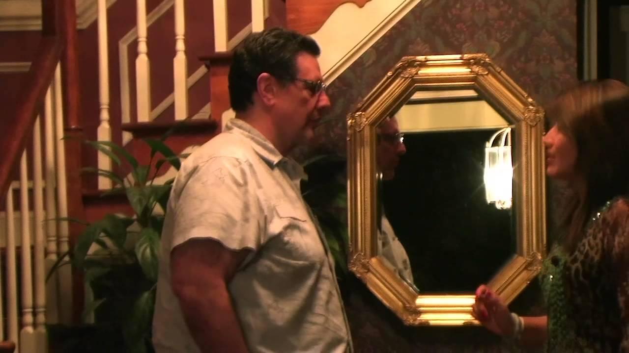 Feng Shui Entry Mirror In Front Of Door Youtube