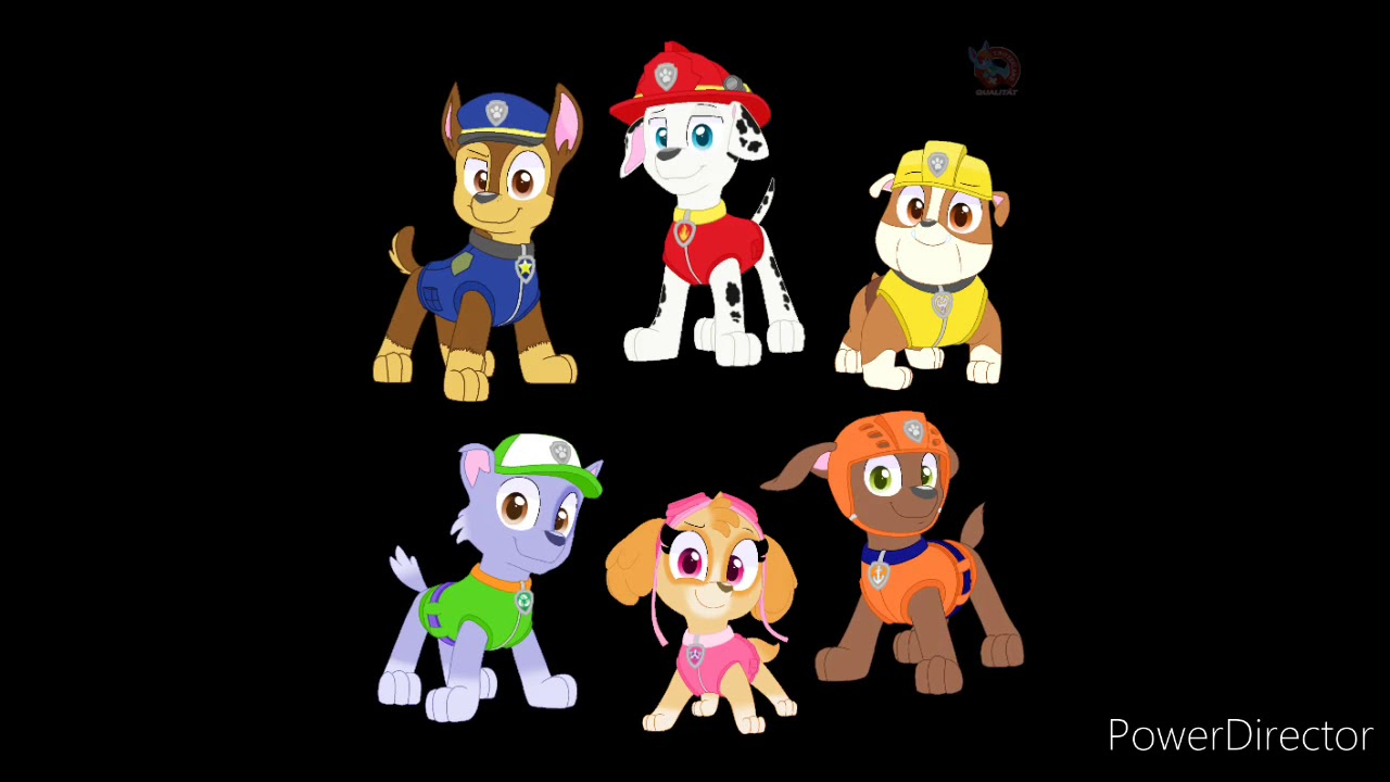 Paw Patrol The Movie Are Coming At 2021 Youtube