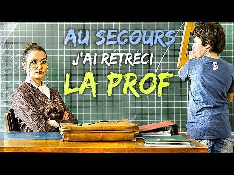 Au secours, j'ai rétréci ma prof - Film COMPLET en Français (Comédie)