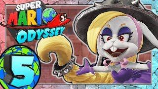 SUPER MARIO ODYSSEY Part 5: Showdown auf der Kopfstand-Pyramide!