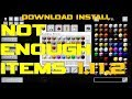 NOT ENOUGH ITEMS 1.11.2 minecraft - how to download and install NEI 1.11.2 (with forge on Windows)