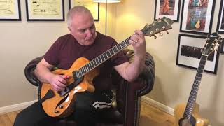 TONY FUCILE PERFORMS CHET ATKINS ON FIBONACCI CHIQUITA ACOUSTIC
