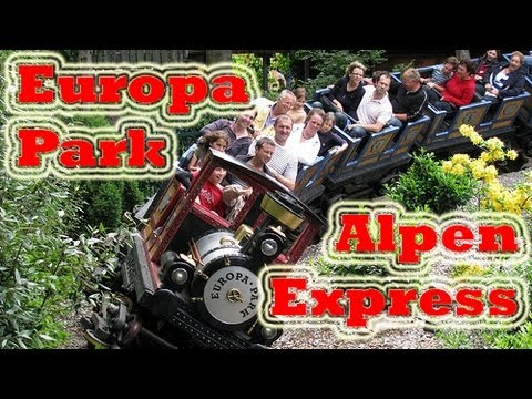 AlpenExpress Enzian - EuropaPark...Full HD