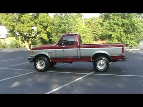 for sale 1989 ford f-150 xlt lariat!! 4x4 stk# 20973c www.lcford