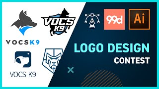 Logo Design Contest - Reviewed by Graphic Designer