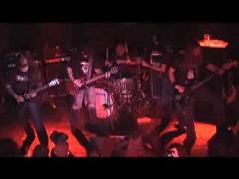 Viking Skull live 2008 Red Hot Woman 15 North