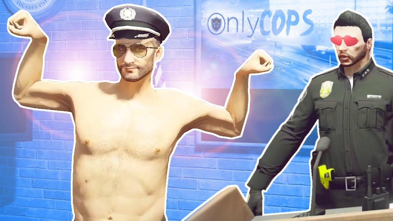 ONLY COPS | GTA 5 RP NoPixel