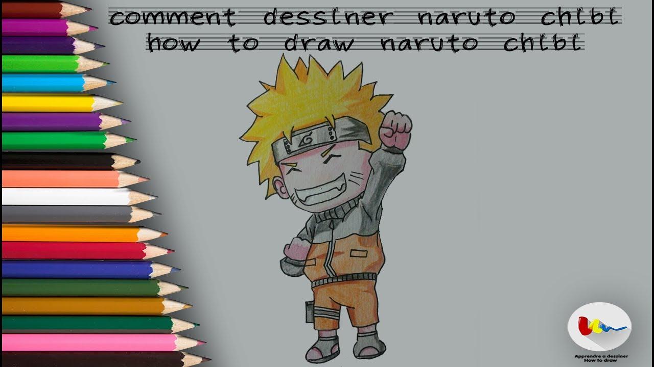 Comment dessiner naruto chibi youtube - Dessiner naruto ...