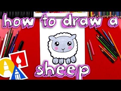 how-to-draw-a-cartoon-sheep