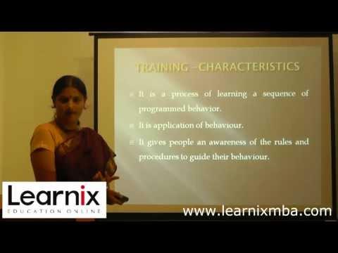 Calicut University - Online classes for MBA- Human Resource Management