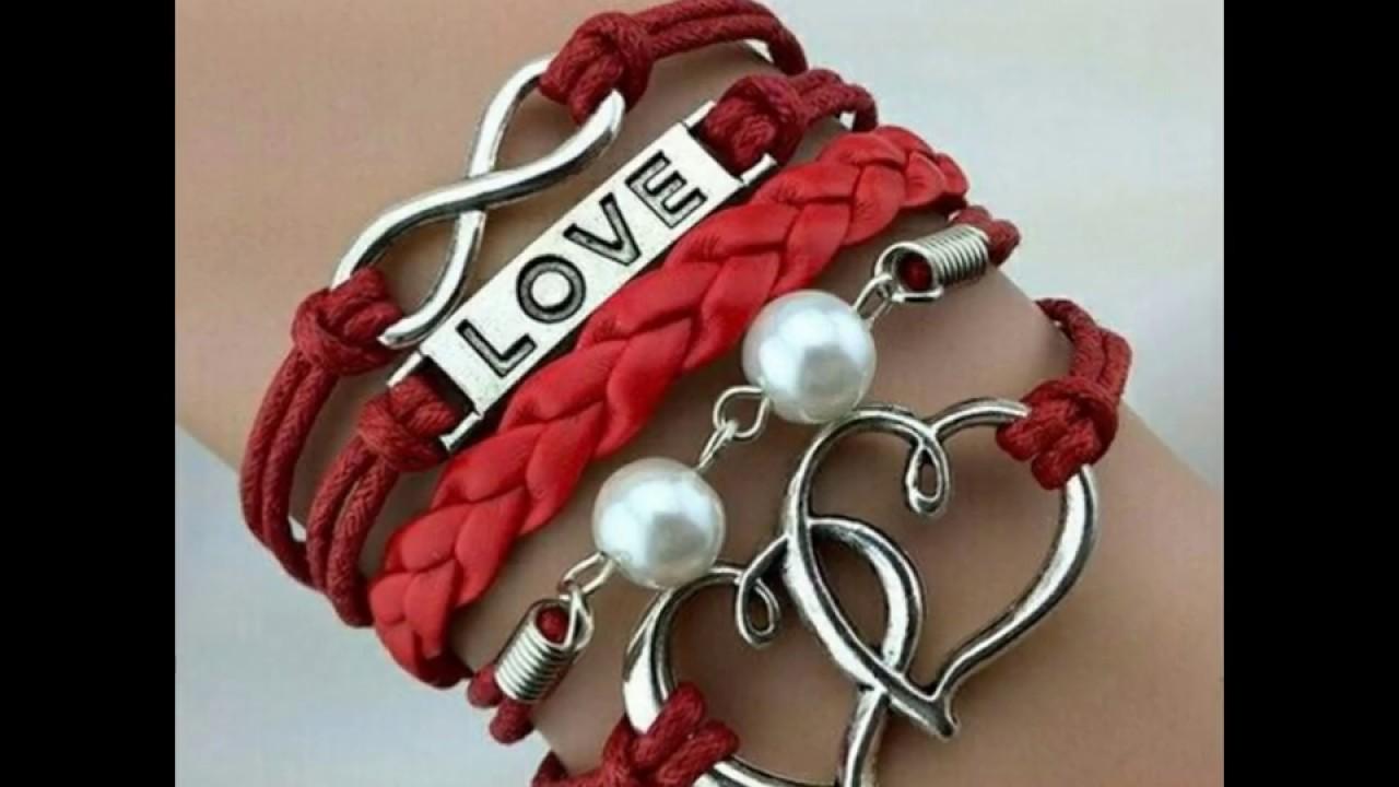 0a22694708be Hermosas pulseras para chicas