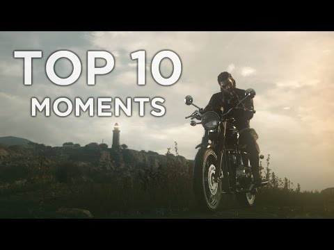 TOP 10 MOMENTS - Metal Gear Solid V: The...