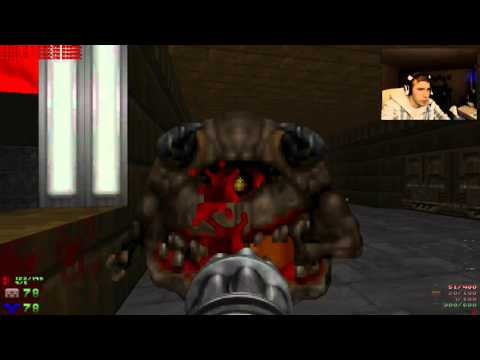 Let's Play Doom II: Alien Vendetta [MAP24 - Clandestine Complex]