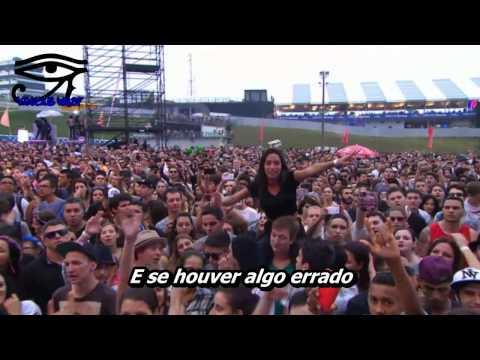 Three Days Grace - Never Too Late Live Lollapalooza(Legendado Brasil)
