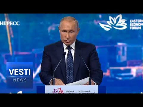 Eastern Economic Forum: Putin Promises Housing to Replace Old, Dilapidated Soviet Buildings!