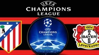 Атлетико - Байер | Atletico - Bayer | Лига чемпионов | Champions League | прогноз на 15.03.17