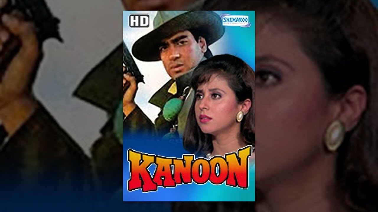 Kanoon {1994}(HD) - Hindi Full Movie - Ajay Devgn | Urmila Matondkar - 90's Popular Hindi Movie