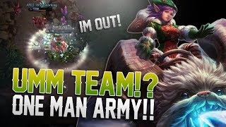 ONE MAN ARMY! Vainglory 5v5 Gameplay - Joule |WP| Top lane Gameplay